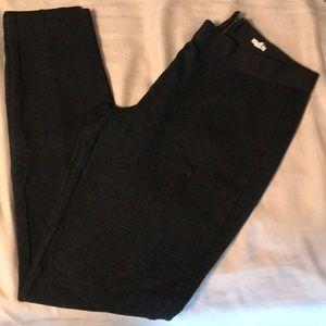 Grey JCrew GiGi Pants